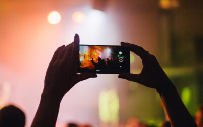 Bringing Mobile Apps to Live Events